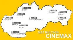 098e868c3 Multikino Europa Cinemax, Banská Bystrica